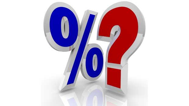 0 procent úrok na běžném účtu